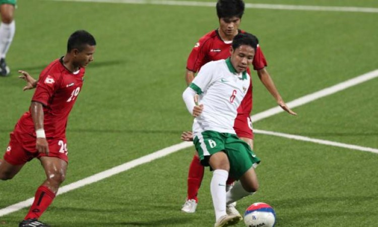 Evan Dimas Membawa Indonesia Ke Semi Final SEA Games 2015