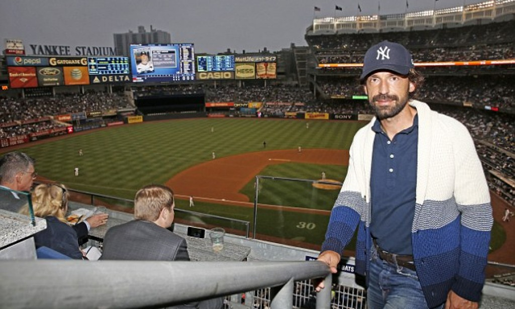 Andrea Pirlo Siap Hijrah Ke New York City FC